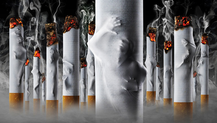 how anti smoking ads affect the viewer in a way that they want to quit avoid or prevent tobacco use Short essay on smoking smokers are addicted to it, and even if they want to  soon smoking begins to affect the health of the smoker.